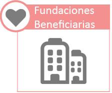 fundaciones beneficiarias