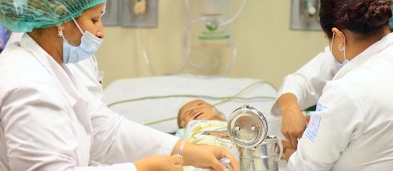 Con responsabilidad social nos hemos encargado de dar atención médica a millones de personas necesitadas.