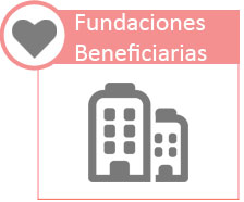 fundaciones beneficiarias