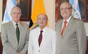 Dr. Werner Moeller Freile reelecto Director de la Junta de Beneficencia